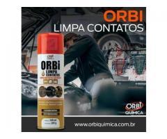 Limpa Contato Elétrico Spray Eletrônico 300ml Orbi - Imagem 3/6