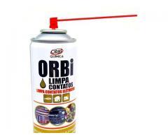 Limpa Contato Elétrico Spray Eletrônico 300ml Orbi - Imagem 4/6