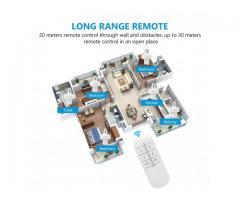 Soquete Wi-fi Para lampada Sem Fio Control Por Controle Remoto - Imagem 5/6
