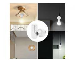 Soquete Wi-fi Para lampada Sem Fio Control Por Controle Remoto - Imagem 6/6