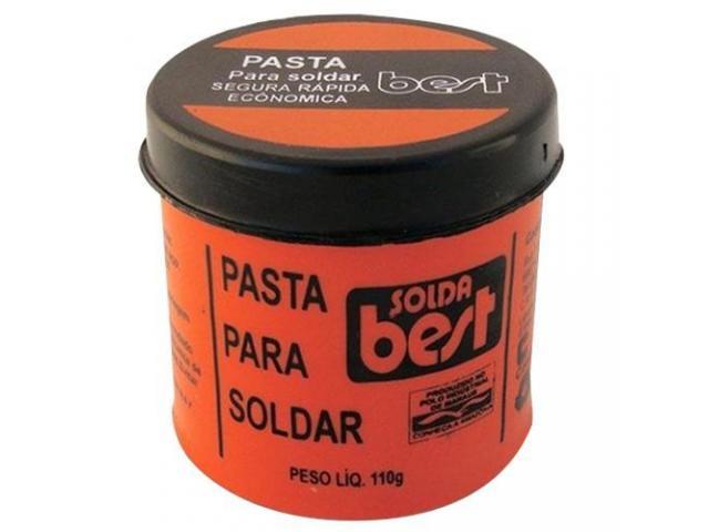 Pasta para Solda Best 110gr - 1/2