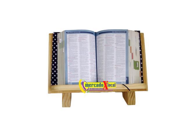 Suporte para Livros Bíblias Concuseiros Bíblia Escritório Luxo - 1/3