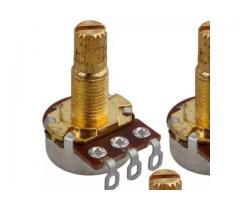 Jogo de Potenciômetro Telecaster A500k-B500k kit um  Par - Imagem 5/5
