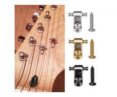 Rebaixador de Cordas de Guitarra Carrinho Roller Padrão Fender Gaivota