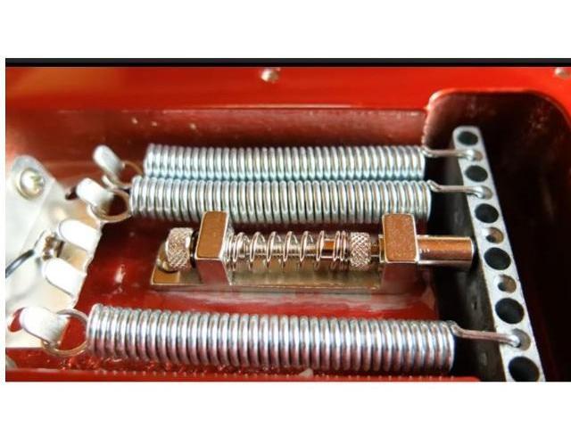 Estabilizador Ponte Tremolo Flutuante Guitarra Floyd Rose  Stabilizer - 6/6