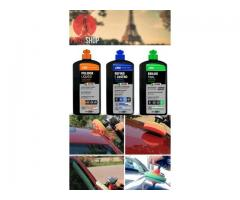 Kit Polimento de Pintura - Polidor + Refino e Lustro + Brilho Final - Imagem 4/5
