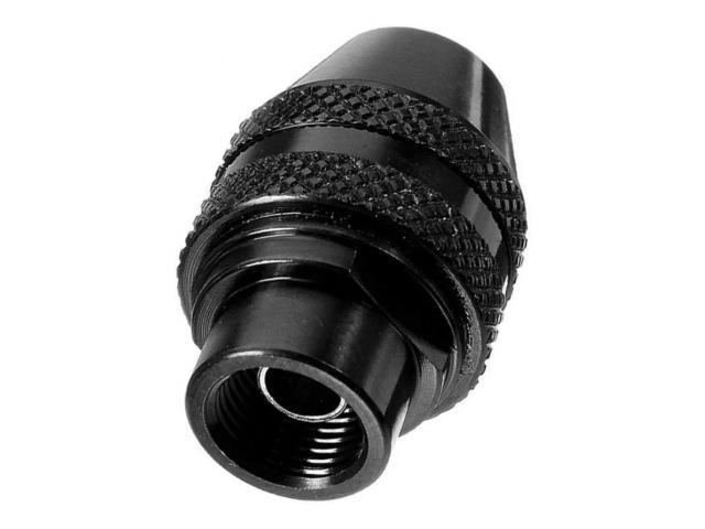 Mini Mandril Aperto Rápido p Microretífica Micro Retífica Dremel Séries 3000/4000 - 4/6