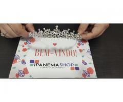 Coroa Tiara Noiva Noivinha Daminha Debutante Casamento Festa Formatura Etc