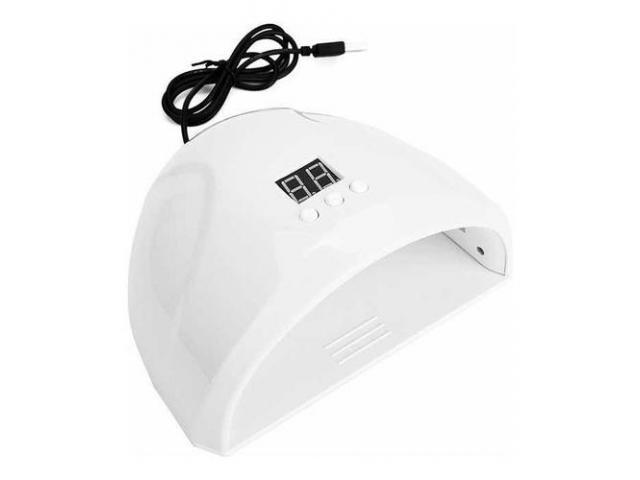 Cabine UV LED 36W com Timer para Unha Gel - 3/3