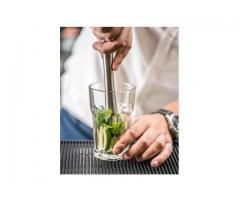 Socador Macerador Amassador de Frutas Drinks Caipirinha Bartender Barman - Imagem 4/4