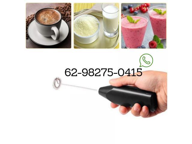 Mixer Portátil para Bebidas Café Leite Drinks - 1/6