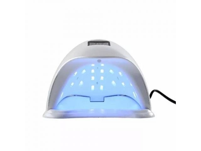 Cabine UV LED 48W com Timer para Unha Gel Acrigel Fibra etc - 4/4