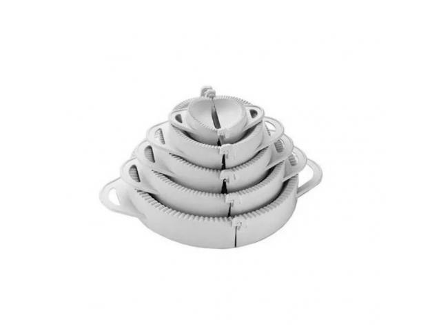 Fechador Modelador Forma de Pastel e Risole - 4/4