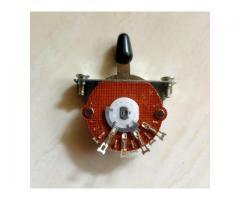 Chave Seletora Telecaster 3 Posições Oak Grigsby Padrão Fender