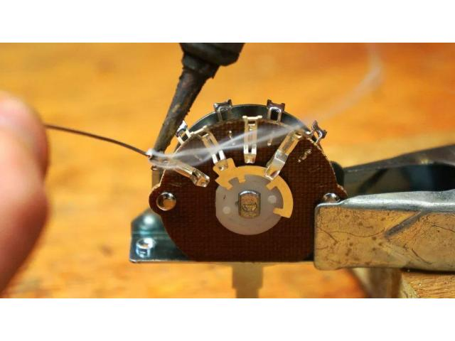 Chave Seletora Telecaster 3 Posições Oak Grigsby Padrão Fender - 4/5