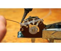 Chave Seletora Telecaster 3 Posições Oak Grigsby Padrão Fender - Imagem 4/5