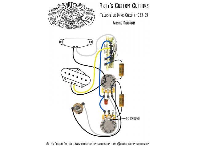 Chave Seletora Telecaster 3 Posições Oak Grigsby Padrão Fender - 5/5