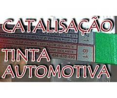 Regua para Catalise Tinta e Vernizes Tradicional - Lazzuril Unidade