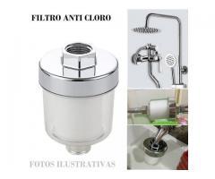 Filtro Anti Cloro Chuveiro Aquario Torneira