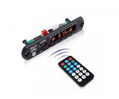 Placa Bluetooth Decodificador Amplificada 50W 2x25w Pendrive Mp3 Bluetooth 5.0/USB s/ Fio