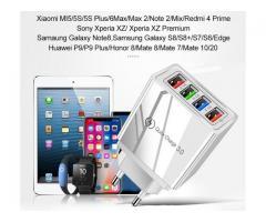 Carregador  Rápido 3.0  3.1 Amp Celular Tablet  Poco Redmi Huawei Xiaomi  Diversas  Marcas Etc